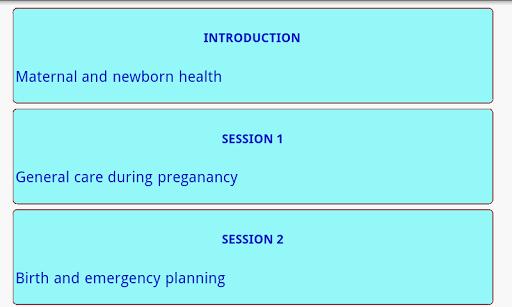 【免費健康App】Maternal Health-APP點子