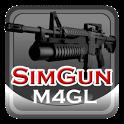 Sim Gun M4GL icon