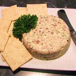 Serious Herb Cheese Spread