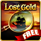 Hidden Object - Lost Gold FREE