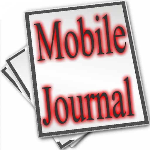Mobile Journal LOGO-APP點子