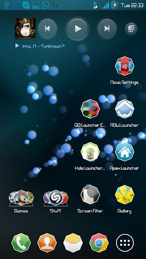 ICON PACK - Octacons