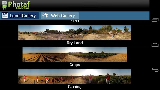 Photaf Panorama (Free) screenshot 2