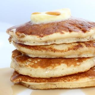 Baileys Irish Cream Pancakes