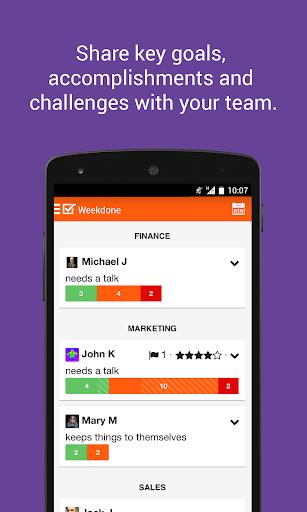免費下載商業APP|Weekdone - weekly team reports app開箱文|APP開箱王