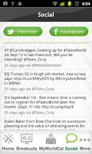 TaleoWorld 2011- screenshot thumbnail