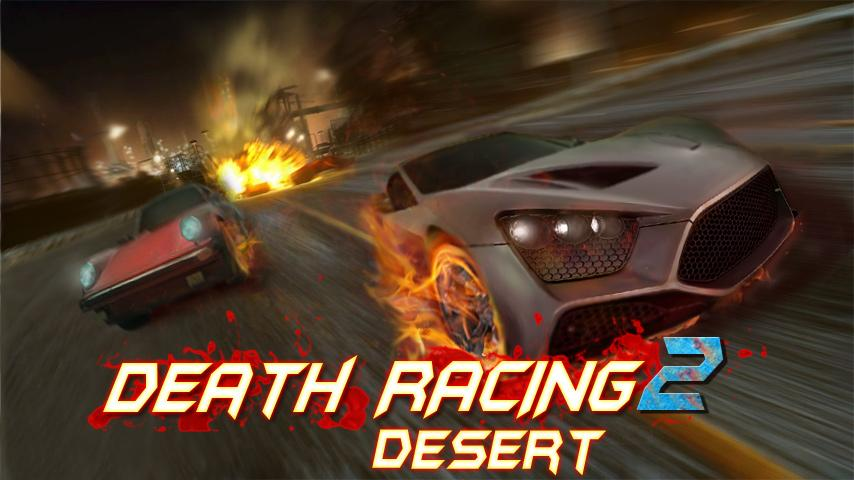 Death Racing 2: Desert- screenshot