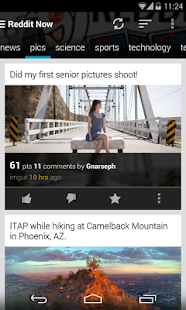 Reddit Now - screenshot thumbnail
