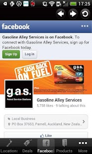 Gasoline Alley Services - screenshot thumbnail