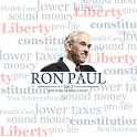 Dr Ron Paul 2012 icon