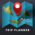 Malaysia Trip Planner icon