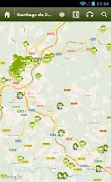 Screenshot of Santiago de Compostela