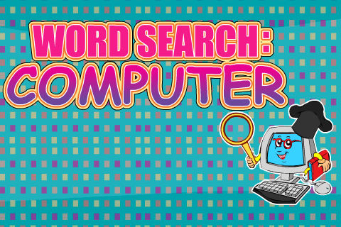Word Search : Computer