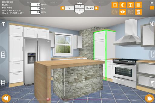 Download udesignit kitchen 3d planner for pc for 3d kitchen design free download