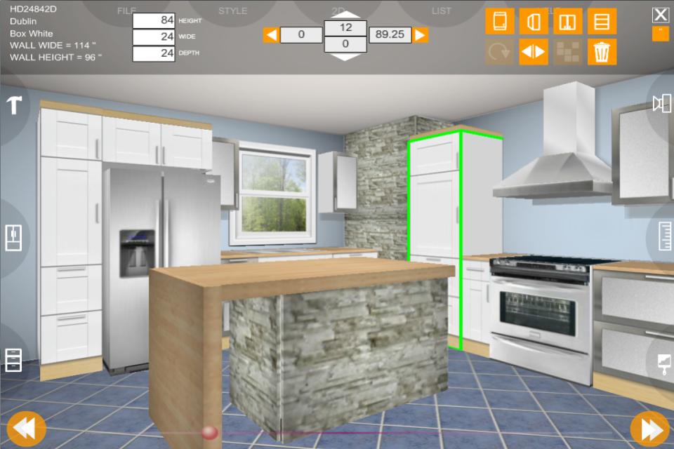 Download Udesignit Kitchen 3D planner APK latest version app for ...