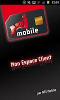 Screenshot of NRJ Mobile