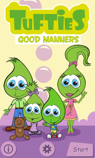 Tufties Good Manners Free