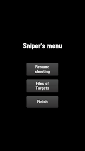 Sniper Camera Gun - screenshot thumbnail