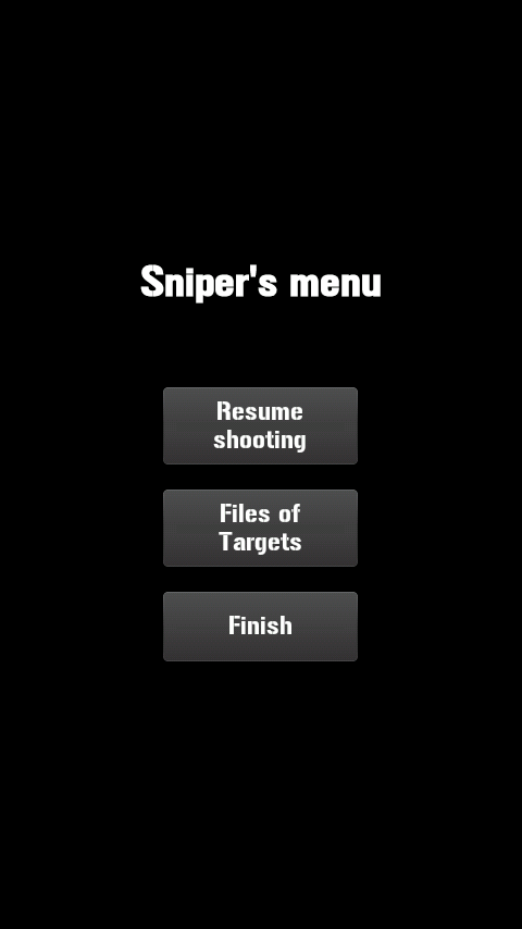 Sniper Camera Gun- screenshot