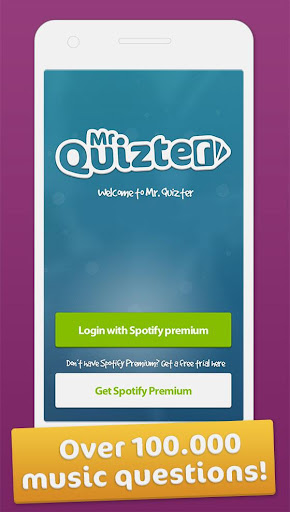 Mr. Quizter