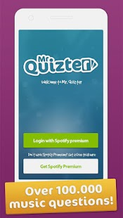 Mr. Quizter- screenshot thumbnail