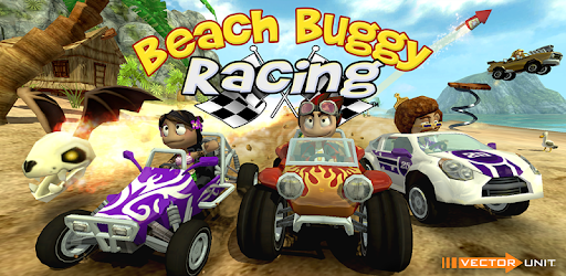 beach buggy racing mod apk 2019
