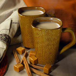 Vanilla Caramel Truffle Latte.