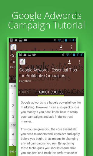 Udemy Google Adwords Tutorial