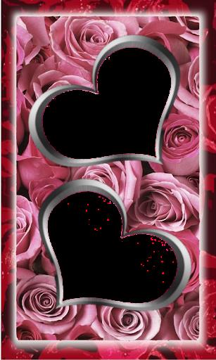 Valentine Love Photo Frames