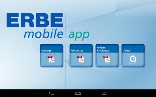 ERBE Producto
