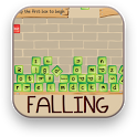 Falling Bookworm (Word Search) icon