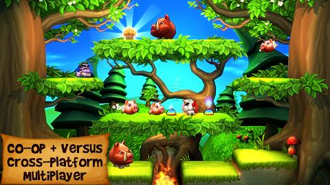 Muffin Knight Screenshot 1