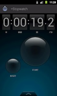 +Stopwatch - screenshot thumbnail