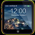 City Night Lock Screen icon