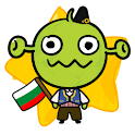 [B]TypingCONy for Bulgarian logo