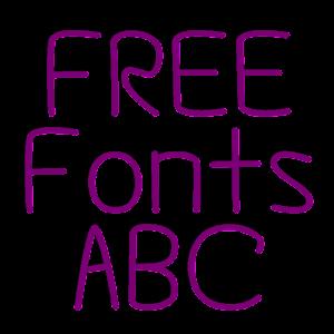 Fonts Hand for FlipFont® Free