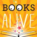 World Book Day Books Alive icon