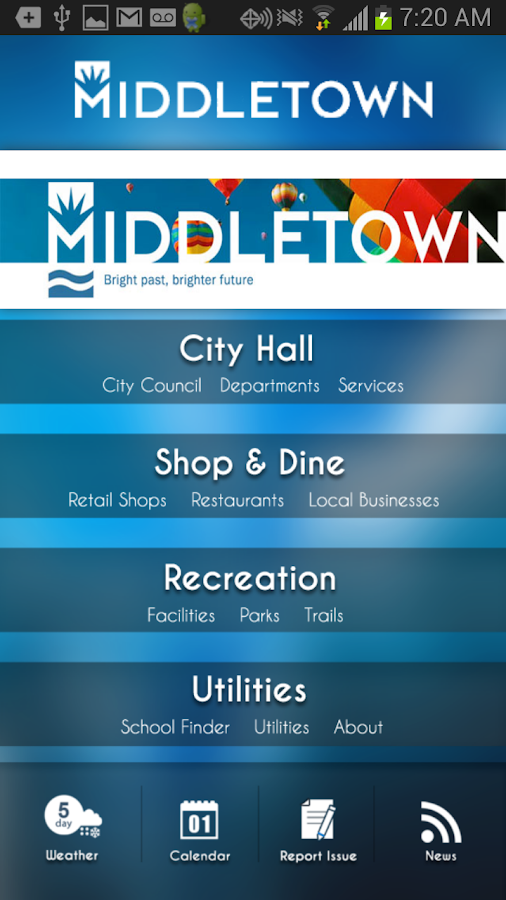 Middletown, OH - Official-- screenshot