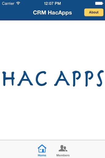 HACApps CRM