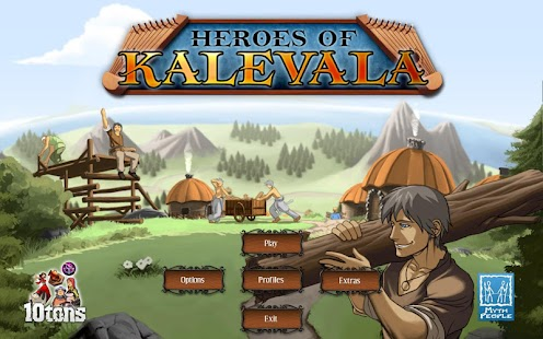 Heroes of Kalevala Free - screenshot thumbnail