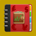 Check Book Register icon