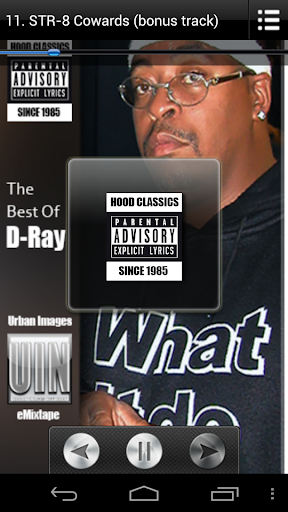 The Best Of D-Ray Mixtape eCD