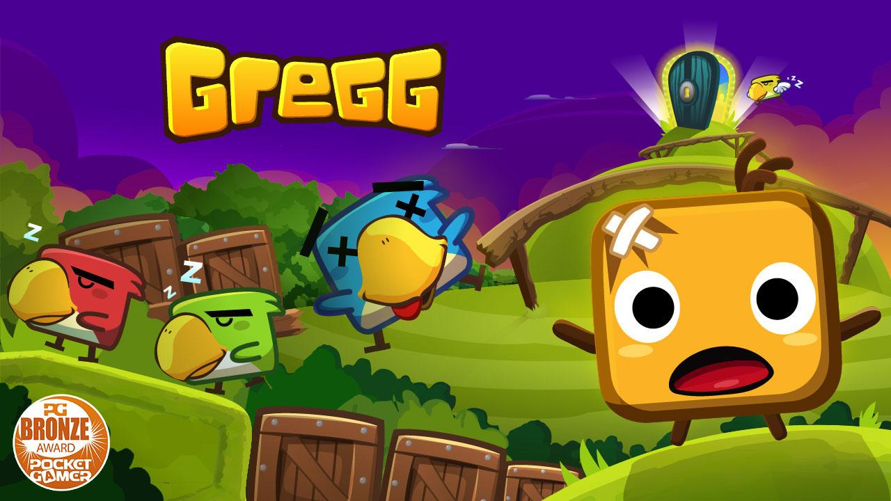 Gregg - screenshot