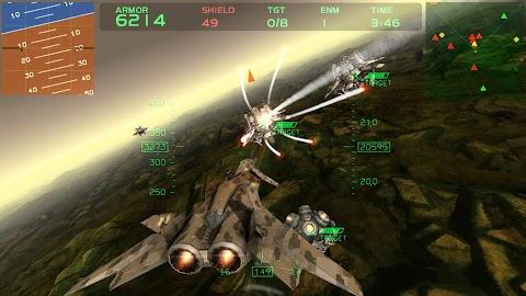 Fractal Combat X (Premium) Screenshot 3