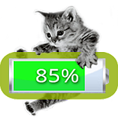 Kitten Battery Widget