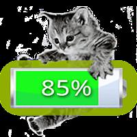 Kitten Battery Widget 1.3
