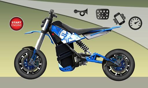 Dirt Bike Game For Kids