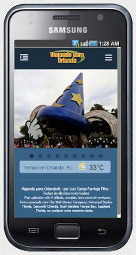 【免費旅遊App】Viajando para Orlando-APP點子