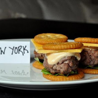 New York Shack Burger Crackers