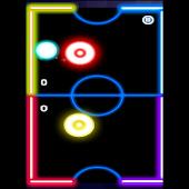 Neon Glow Hockey 2015